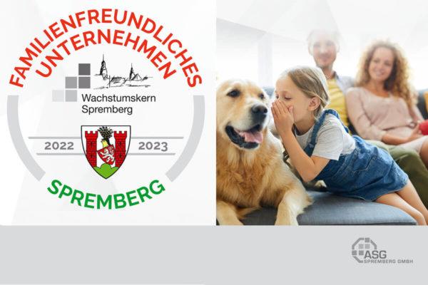 Alle zwei Jahre wird in Spremberg der Unternehmerpreis Familienfreundliches Unternehmen ausgelobt.